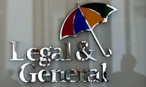 The Legal & General logo
