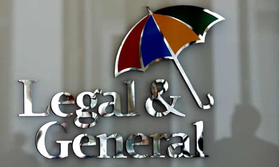The Legal & General logo