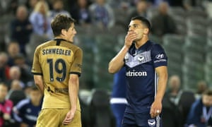 A-League, Melbourne Victory v Western Sydney Wanderers
