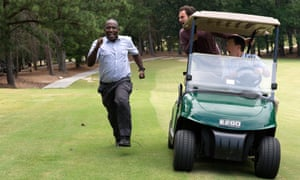 Hannibal Buress, Jake Johnson and Ed Helms in Tag
