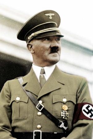 Adolf Hitler in 1932.