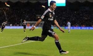bb7220869 Celta Vigo v Real Madrid  La Liga – as it happened. Javier Hernández scored  twice ...