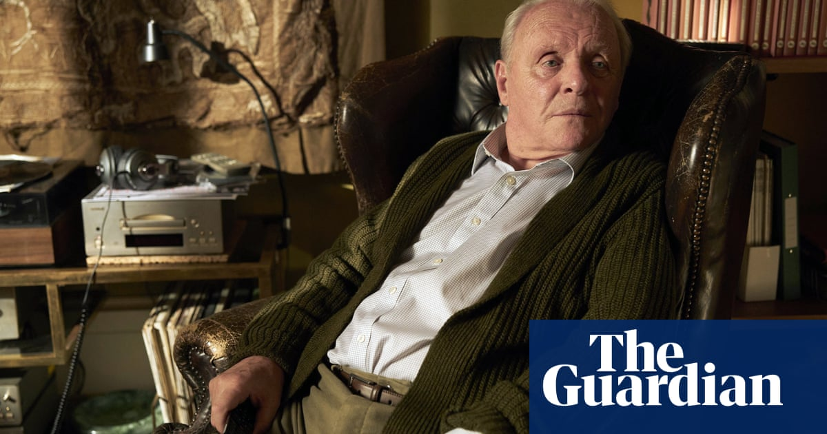 Anthony Hopkins becomes oldest-ever Oscar winner after taking best actor for The Father