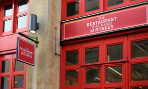 The programme has a clear mission – and it holds fast ... The Restaurant That Makes Mistakes