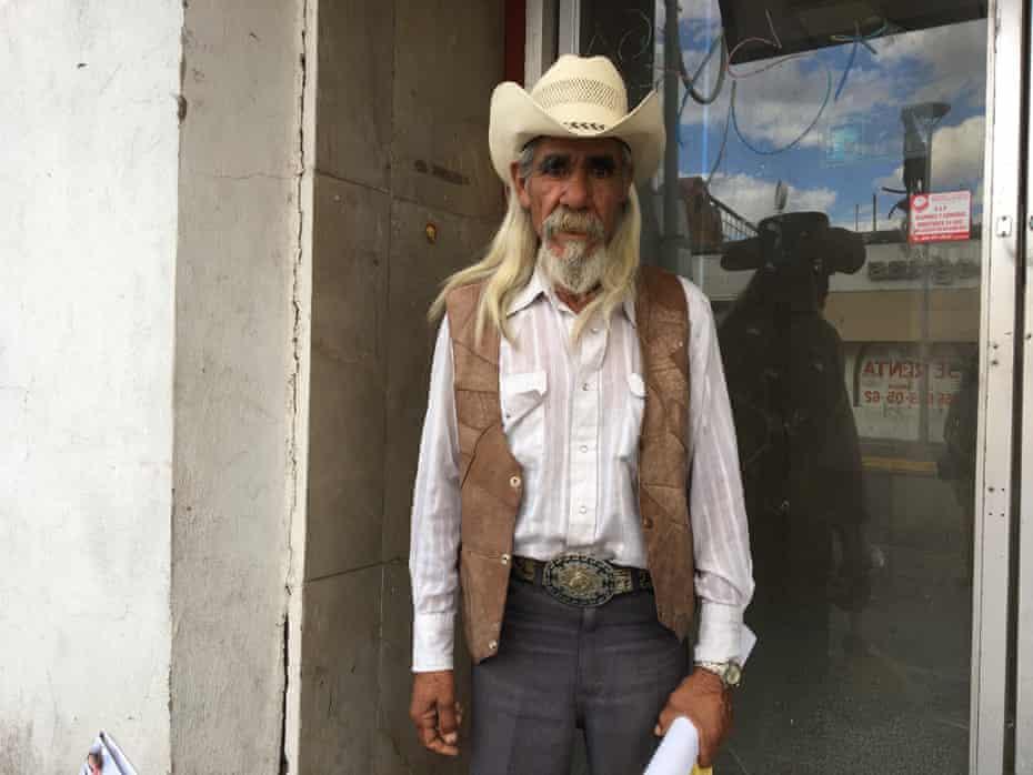Street style in Juarez