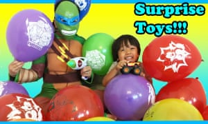 Ryan's Toys Review is one of the top YouTube channels in the world.