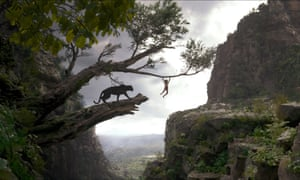 King of the swingers: Disney's 2016 remake of The Jungle book is proof of how far special effects have come.