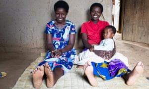 Midwife in Rwanda