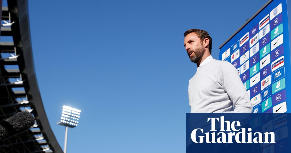 Gareth Southgate needs to find solutions for unbalanced England side | Jonathan Liew