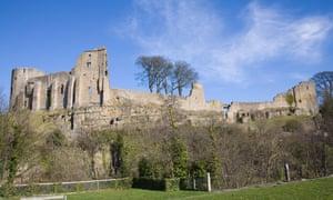 """Barnard Castle, County Durham """