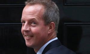 Former Tory minister Nick Boles.