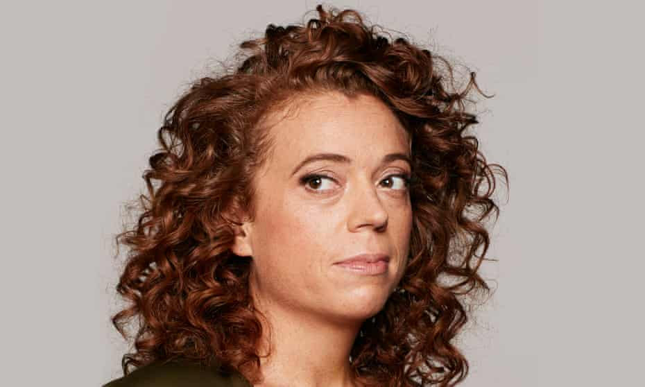 'I don't even think about people liking or not liking me' … Michelle Wolf.