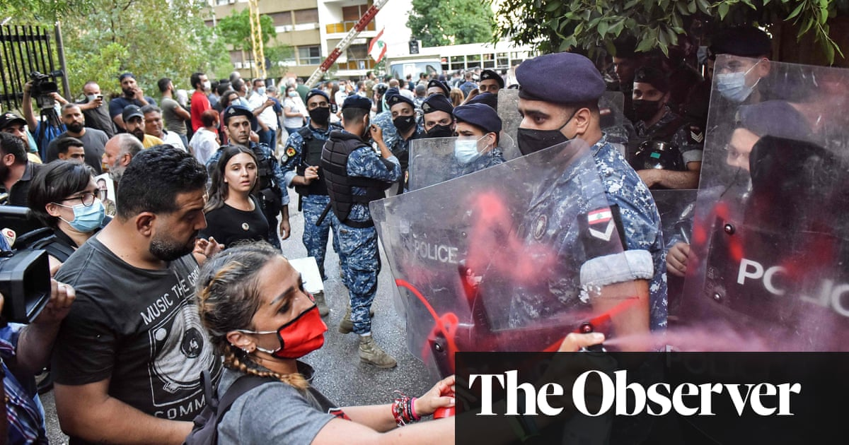 The Observer view on the unfolding crisis in Lebanon