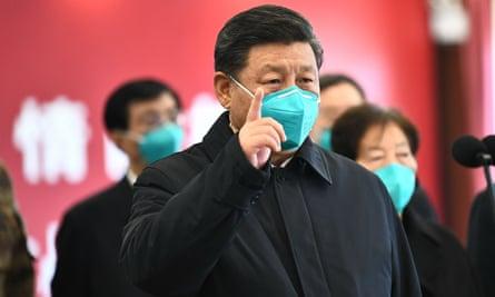 Xi Jinping … culture war.
