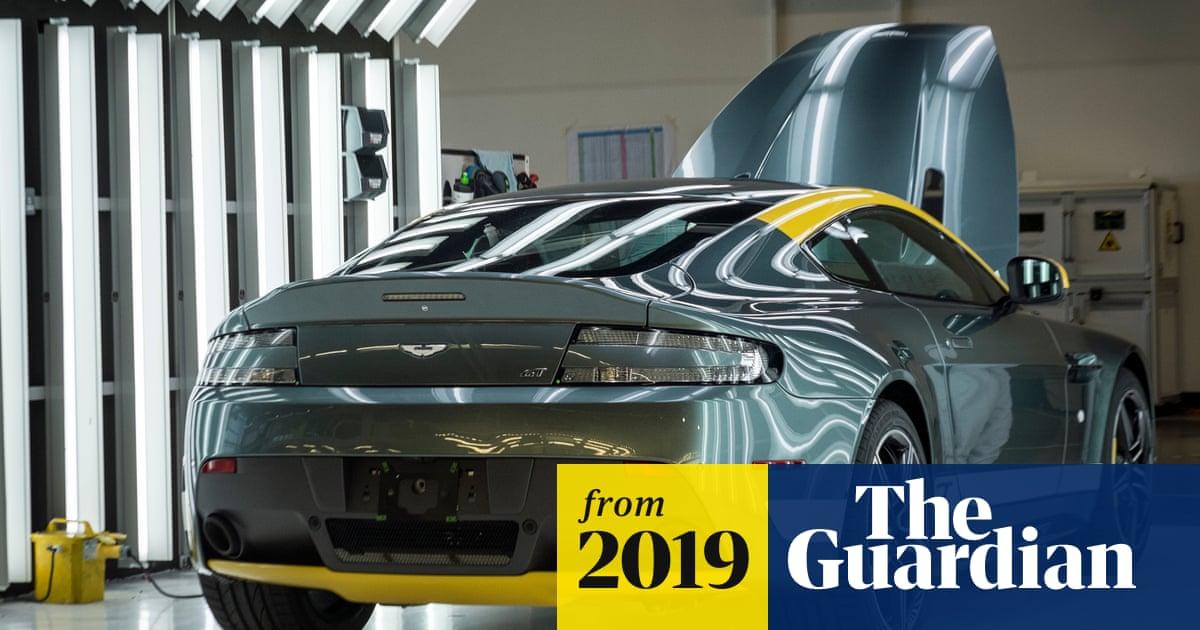 Aston Martin Shares Crash As It Reveals 136m Ipo Costs Aston Martin The Guardian