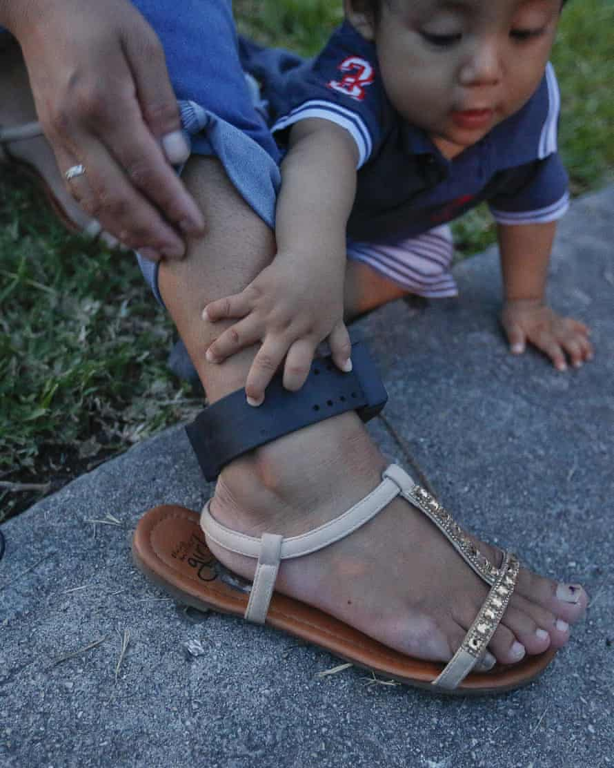 'Traumatizing and abusive': Immigrants reveal personal toll of ankle monitors