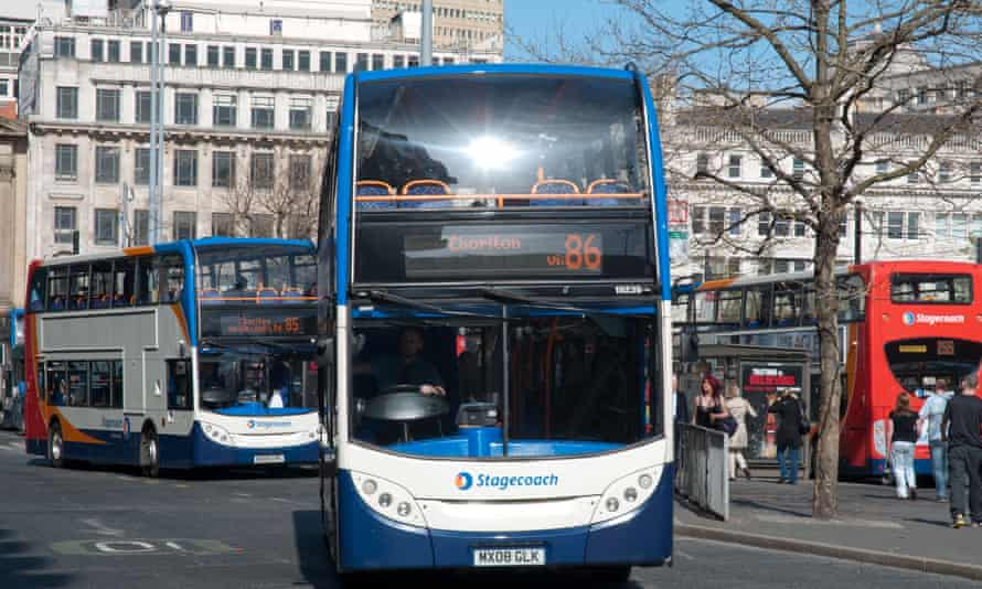 Bus travel in Manchester and other cities can be expensive for young volunteers.