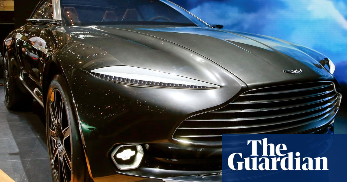 Aston Martin To Enter F1 From 2021 Under 500m Rescue Deal Business The Guardian