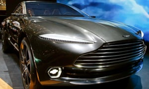 Research 2021                   ASTON MARTIN DBX pictures, prices and reviews
