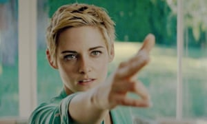 Kristen Stewart as Jean Seberg in Seberg.