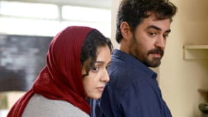 Taraneh Alidoosti and Shahab Hosseini in The Salesman