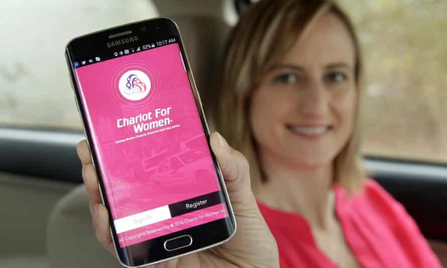 Chariot for Women Uber Boston