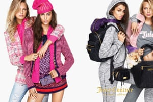 Juicy Couture's autumn/winter 2015 campaign