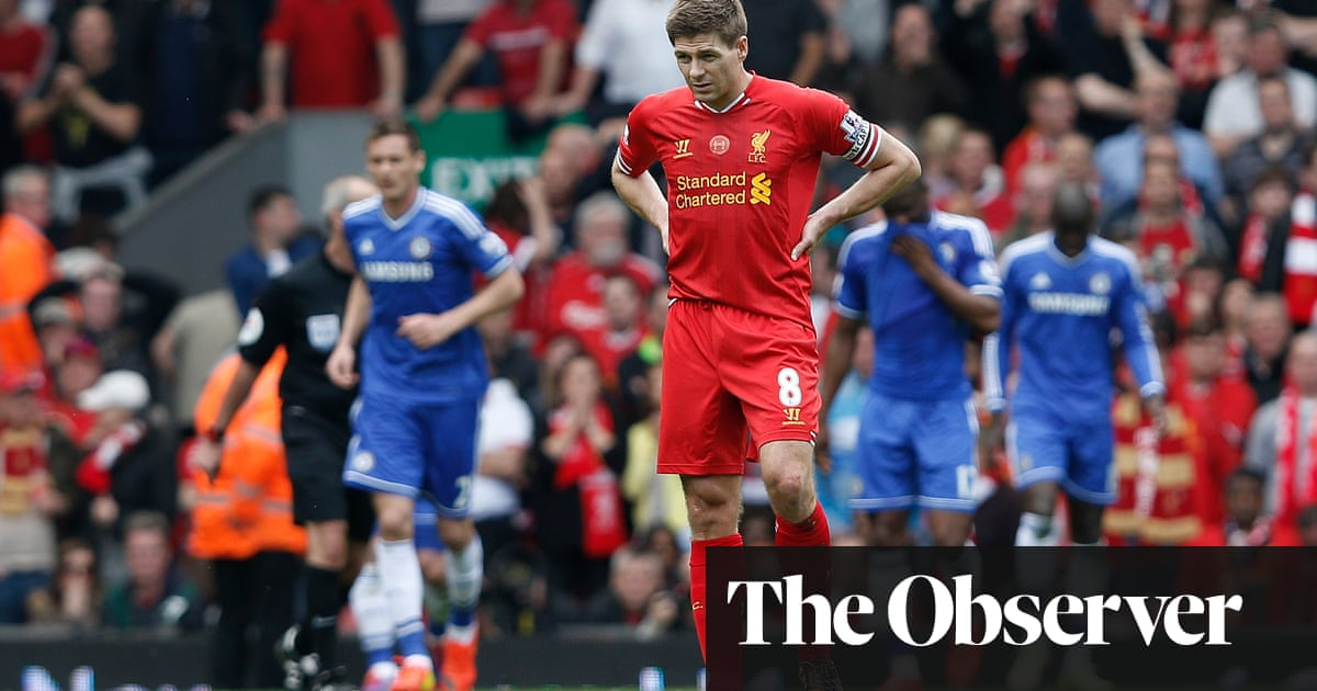 6b0e386c2eb Liverpool hope to banish memory of Gerrard slip as Chelsea visit again