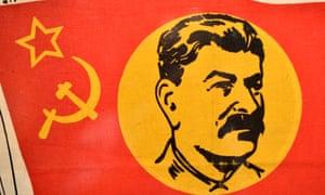 A monstrous, paper-shuffling super-bureaucrat … Joseph Stalin.