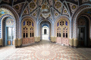 Shortlisted Castle of Sammezzano in Italy, by Roman Robroek