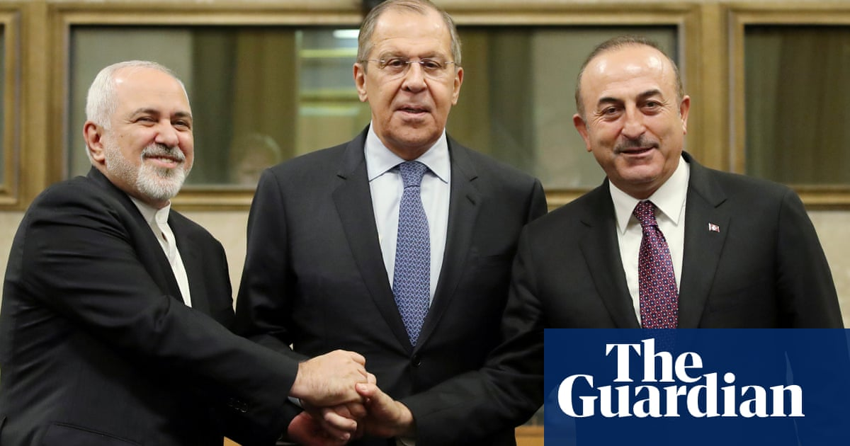 Russia Turkey And Iran Reach Agreement On Syria Committee World