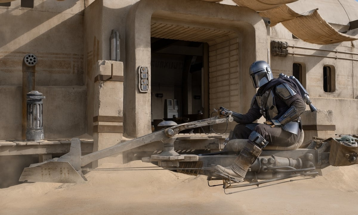The Mandalorian Recap Season Two Episode One A Dangerous Quest To Offload Baby Yoda Television The Guardian With such illustrious alumni as luke, uncle ben, and biggs! the mandalorian recap season two