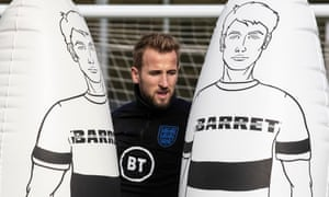 England Mens Senior Football Team Camp, St. George's Park National Football Centre, Burton upon Trent, UK - 10 Oct 2019<br>Editorial Use Only Mandatory Credit: Photo by Eddie Keogh for The FA/REX/Shutterstock (10440664an) Harry Kane at training. England Mens Senior Football Team Camp, St. George's Park National Football Centre, Burton upon Trent, UK - 10 Oct 2019