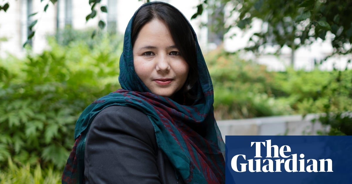 Zahra Joya: the Afghan reporter who fled the Taliban – and kept telling the truth about women