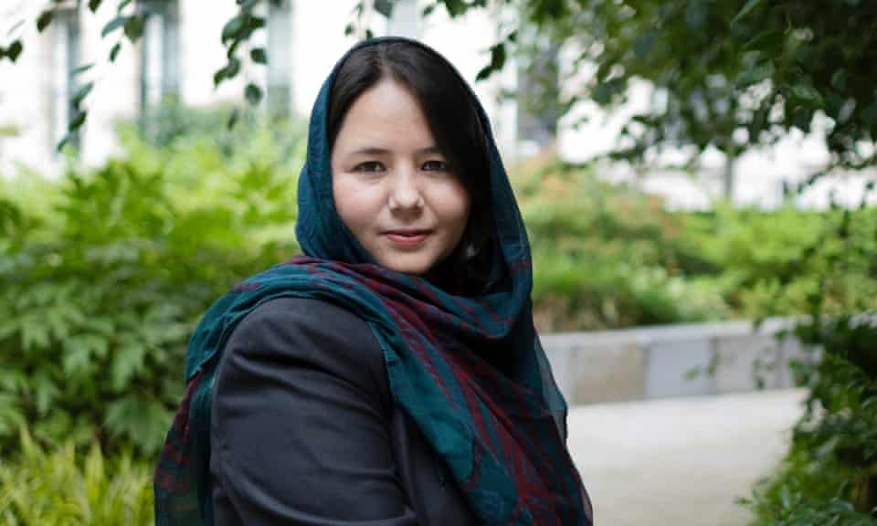 Zahra Joya: 'It just seemed impossible that the Taliban could come to power so quickly, wipe away 20 years and drag us all back to the past.'