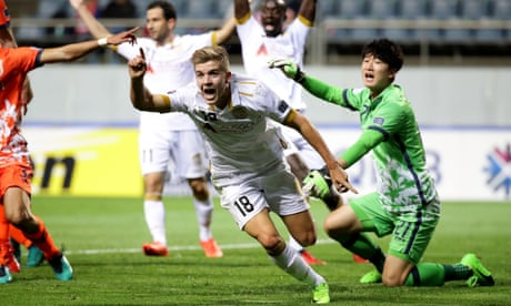 Adelaide United stay grounded despite ACL red-letter night in South Korea