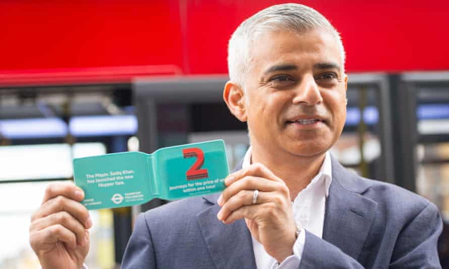 If Sadiq Khan does want to cut traffic and promote bikes, he has all the powers he needs.
