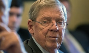 Senator Johnny Isakson of Georgia announced he will retire at the end of 2019.