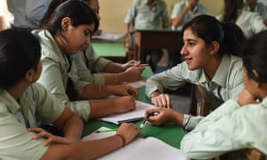 In a private school in India, students voice their hopes and fears about relationships, love and sex.