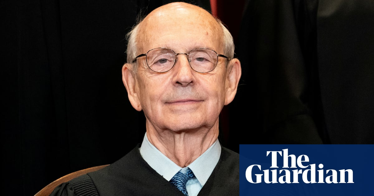 Supreme court justice Stephen Breyer: Democrats must 'get Republicans talking'