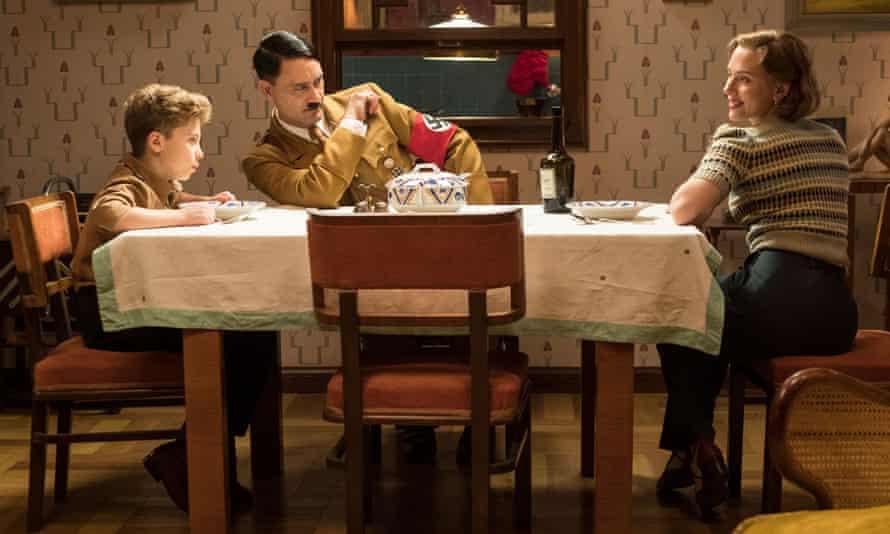 Best supporting actress nomination … Scarlett Johansson in Jojo Rabbit.