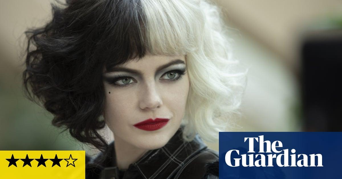 Cruella review – Emma Stone is a joy as the refashioned supervillain