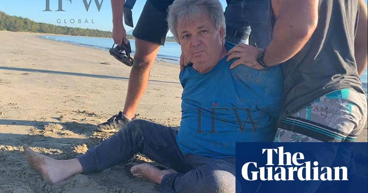 Notorious Peter Foster arrested on Queensland beach over alleged sports betting scam – The Guardian