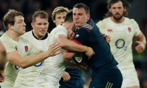 England go to Paris to take on France as they seek a third straight Six Nations title.