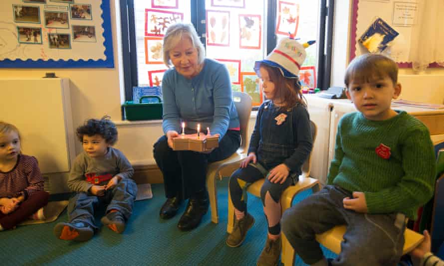 Homerton early years centre