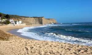 A ruling against Vinod Khosla over Martin's Beach, above, 'will throw private property rights in California into disarray', say Khosla's lawyers.