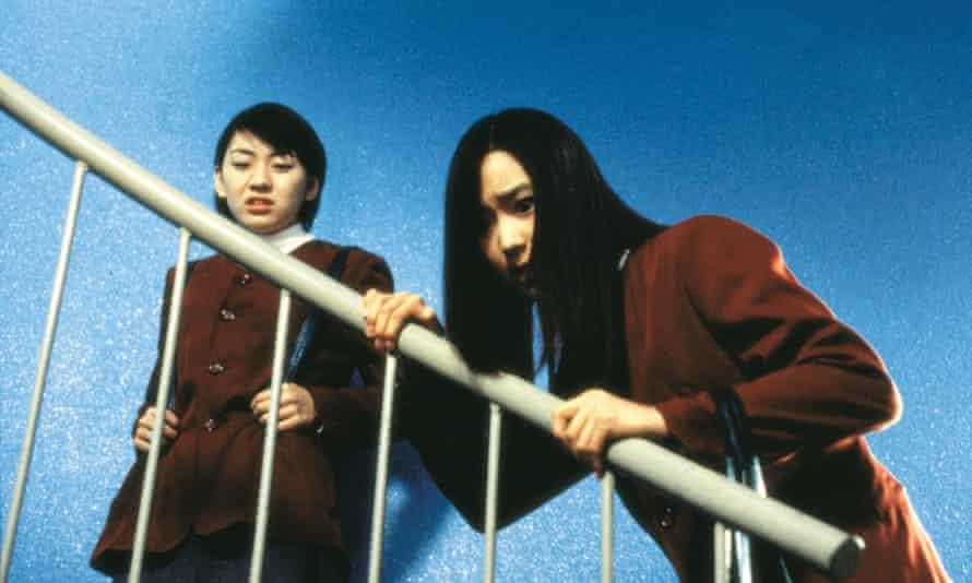 Uzumaki … 'Few weirder films.'