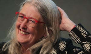 Professor Mary Beard.