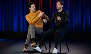 Middleditch and Schwartz Comedy Special 2019.