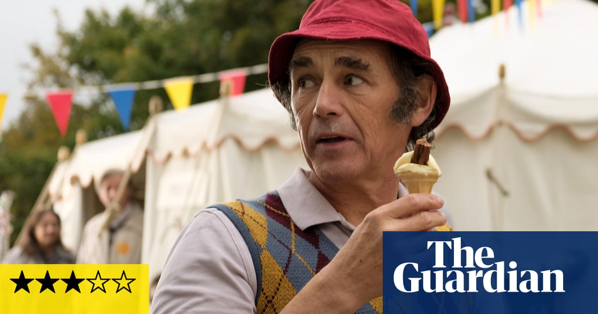 The Phantom of the Open review – Brit sporting underdog movie right on par